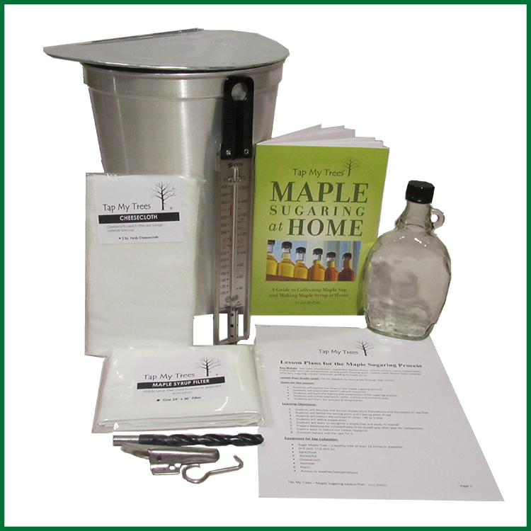 3aa8d5cde6c Starter Kit for Teachers - Tap My Trees - Maple Sugaring for the ...